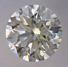 1.04-Carat Round Cut Diamond    This Excellent-cut G-color, and SI2-clarity diamond comes accompanied by a diamond grading report from GIA  $5787.60