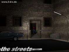 The Streets - Part 02 - Poser - ShareCG