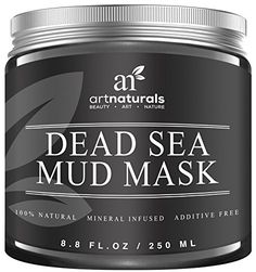 Art Naturals Dead Sea Mud Mask for Face, Body and Hair, 8.8 oz - http://alternative-health.kindle-free-books.com/art-naturals-dead-sea-mud-mask-for-face-body-and-hair-8-8-oz/