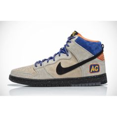 new product 139f0 633a2 New 2018 Nike Dunk High Premium SB AG Womens Mens Hightops Sneakers Cheap