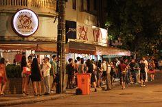 Braseiro da Gávea | Rio de Janeiro #rionightlife #gavea