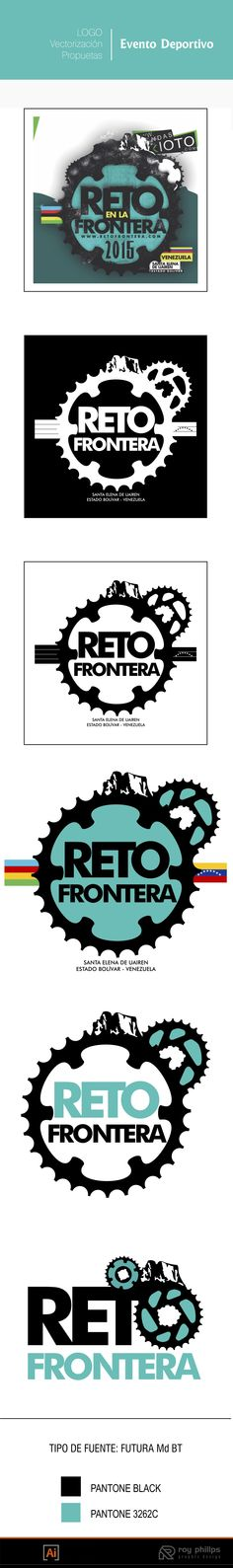RETO FRONTERA, Evento Deportivo, Santa Elena de Uairen - Venezuela