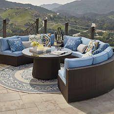 Modular Outdoor Furniture - Outdoor Sectional Sofas - Modular Patio Sets - Frontgate