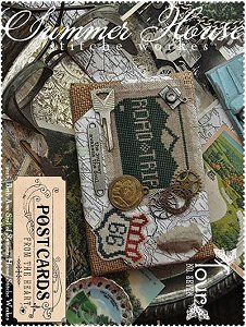 Summer House Stitche Workes - Postcards From The Heart - #7 Tour – Stoney Creek Online Store