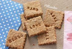 Pillecukor ♥: Babakeksz, nem csak babáknak (cukor-,tojás-,laktózmentes, vegán) Krispie Treats, Rice Krispies, Izu, Cukor, Bread, Cookies, Food, Crack Crackers, Brot