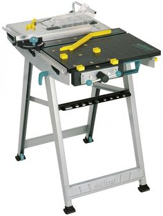 wolfcraft: 1 MASTER cut 2000 - Precision saw table and ...