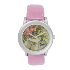 Vintage French Chic Victorian Birdcage Watches #zazzle #watches #vintage #chic