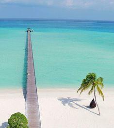 Sea, sand, solitude & serenity