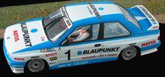 BMW M3 E30 Blaupunkt (NINCO 60019)
