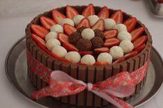 Um blog para compartilhar meu trabalho com cupcakes, cakepops e bolos...Enjoy!