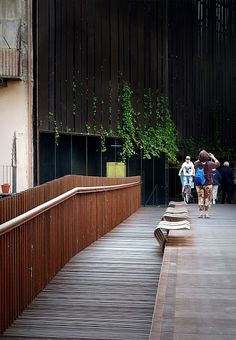 ..one of my favs architecture firms in Spain -> RCR Arquitectes | Espai de la Lira | Ripoll