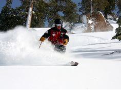 Northstar California™  Perfect powder day at Lake Tahoe