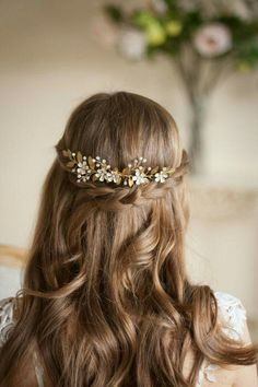 #bride #wedding #bridalhair