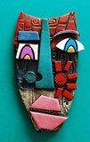 Artsonia Art Exhibit :: Kimmy Cantrel Clay Face