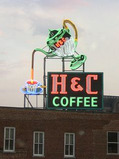 H & C Coffee | Roanoke, VA by theamericanroadside, via Flickr