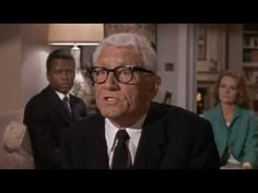 Guess Who's Coming To Dinner (1967) - Spencer Tracy - The Final Speech - YouTube