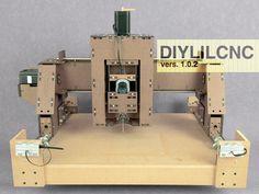 DIYLILCNC: A DIY Dremel CNC
