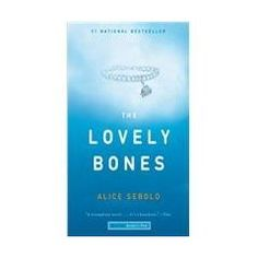 The Lovely Bones. I absolutely worship authors who can write about difficult and unsavory topics without being gruesome and gratuitious. I loved the characters in the book...almost all of them...and loved the story. I thought the writer was so creative and yet so real. The writing was quick and engaging and beautiful.