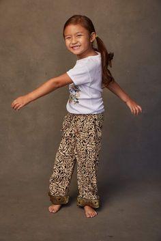 Kaveri Girls Playwear and Pajamas -- Ethically Made