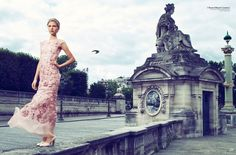 Couture shoot Fashion Canada
