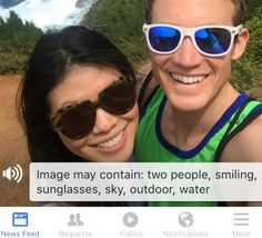 INFO TECH: Facebook Debuts A New Way To Help Blind People Exp...