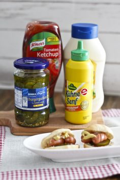 Mini Hotdogs - Fingerfood - Partyfood - Brunch