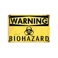 $30.97 Biohazard Allied Military Vintage Metal Sign - Victory Vintage Signs Vintage Sign Co http://www.amazon.com/dp/B003CNR4G0/ref=cm_sw_r_pi_dp_6bcVvb12JKFE2