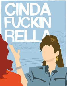 CindaFuckinRella  Pretty Woman 11x14 Poster by MikeOncley on Etsy, $25.00