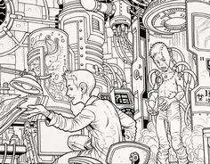 Wolverine and the X-Men for Marvel Comics. Pencils: Nick Bradshaw, Inks: Walden Wong Sub me at www.youtube.com/WaldenWongArt #wolverine #xmen #xman #marvel #marvelcomics #comic #mcu #stanlee #inking #inks #inker #penandink #art #artwork #arts #sketch #sketching #draw #drawing #commission #sketchbook #arts #arte #artwork #artoftheday #artstation #drawings #sketchoftheday #dccomics #doodle #sketchbook #artstudio #drawingsketch