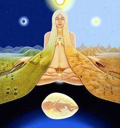 Ángeles Amor: Ritual de la Luna Llena Para la Abundancia