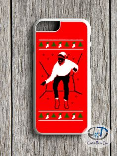 Drake Dance Christmas Red iPhone Case, iPhone Case, iPhone Case plus Samsung Galaxy Edge Cases Iphone 5c Cases, 5s Cases, Samsung Cases, Drake Phone Case, Drake Dance, Red Iphone 6, Htc One, Samsung Galaxy S4, Red Christmas