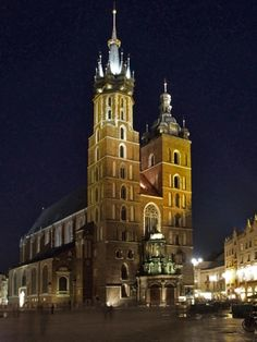 Krakow is a wonderful city with a special artistic flair.