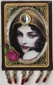 Gypsy - brooch.