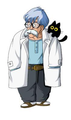 Dr. Brief - Dragon Ball Wiki - Wikia