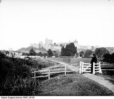 Historic England Archive Content Has Moved South East England, Windsor Castle, Historical Images, Medieval Castle, Reign, Country Roads, York, Places, Royalty