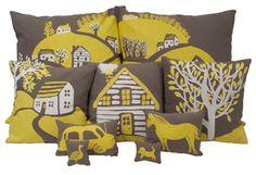 village pillows