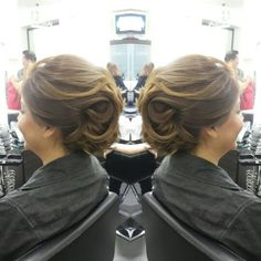 #hair #cabello #updo #recogido #axelupdo #axelrecogido #hairdresser #hairstylist #estilista #peluquero #Panama #pty #pty507 #picoftheday #multiplaza #behindthechair