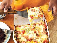 Jeff's Cheesy Crispy Vacation Potatoes Recipe : Sunny Anderson : Food Network - FoodNetwork.com