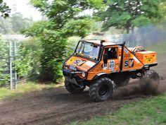 Unimog racing