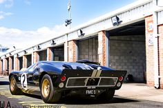 Ford GT40 1966