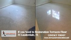 How Much Does It Cost to Restore Terrazzo Floors in Ft Lauderdale?
