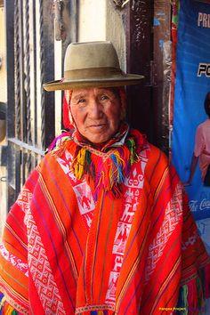 Peru Native - Ollantaytambo, Cusco