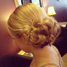 Prom Hair @LaBellaVisage