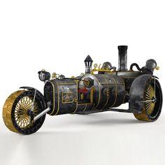 steampunk-art : Photo