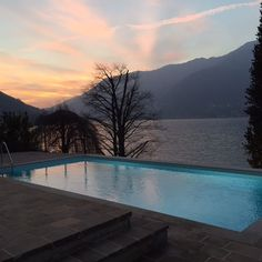 Goodnight #lakecomo. See you #tomorrow! #lakecomoconcepts your #first stop for lovely #luxuryproperty in #como. #luxuryvillas #luxurylife #propertysearch #italy