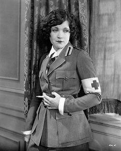 8x10-Print-Marie-Prevost-Red-Cross-Uniform-1925-MP28