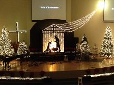 back drops for church stage bright like a diamond church stage design ideas christmas - Christmas Church Decorations