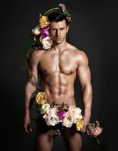 Pretty Masculine - Mike Ruiz Photography