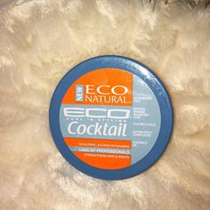 """IG: @chronicurls :""""Could not contain my excitement! This stuff right hurr ... . My twistout turned into a wash and go because the curl poppage was real! And might I add there is ZERO FRIZZ (okay well maybe a 5%). Anyone else tried @ecoco_beauty curl n styling cocktail?"""""""