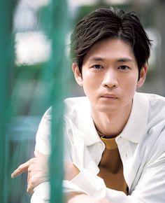 Japanese Men, Actors, Beautiful, Actor